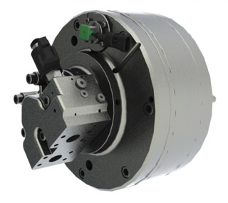 Sai distributors hydraulic radial piston motors and for Hydraulic motor selection guide